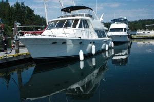 Ride in a yacht in paradise AND help Community's charity care program!