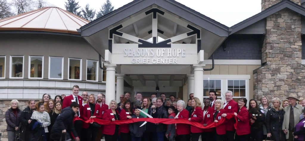 Grief Center in Vancouver Opens